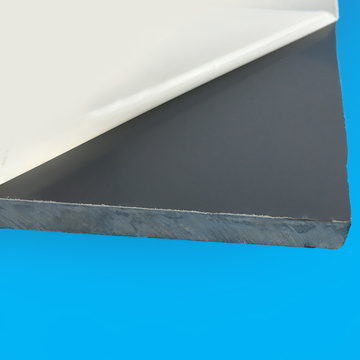 Grey Engineering Plastic PVC Sheet for Furniture