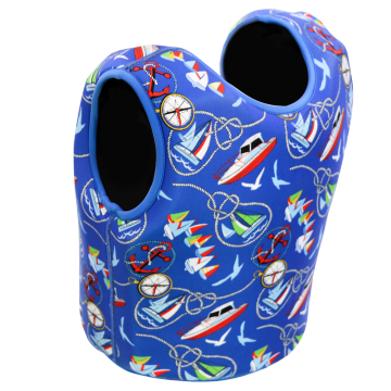 Seaskin Swimming Life Jacket for Toddlers