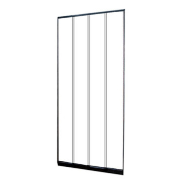 2 3 4 panels lamella insect door curtain