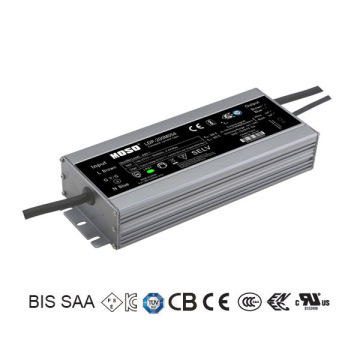 LED Street Light Power Supply 105W