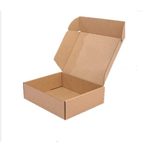 Corrugated packaging carton box