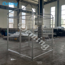 High Quality Outdoor Large Dog kennel Metal Fence