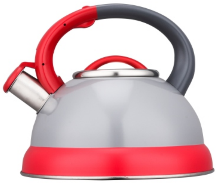 KHK011 3.5L Stainless Steel color painting whistling Teakettle