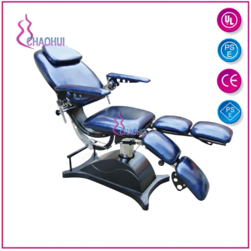 Hydraulic beauty bed for beauty salon