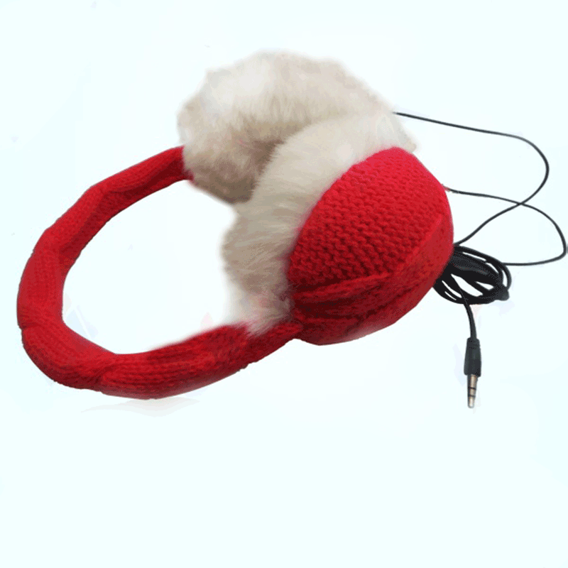 Earmuff Headphone