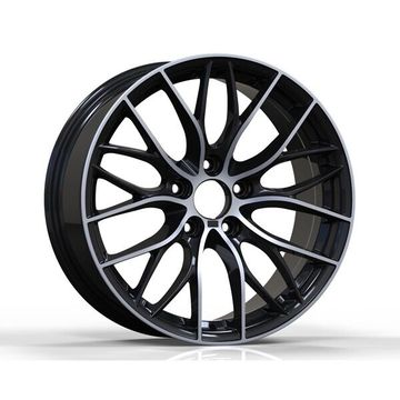 Mesh BWM Replica Wheel 19 Inch Black