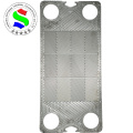 A055 heat exchanger 316 stainless steel hastelloy plate