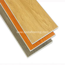 Waterproof Wood Grain Rigid Core Vinyl SPC Floor