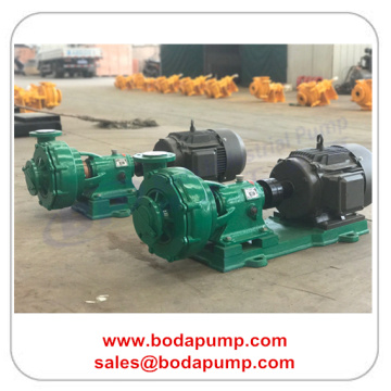 UHB-ZK mortar pump chemical centrifugal pump