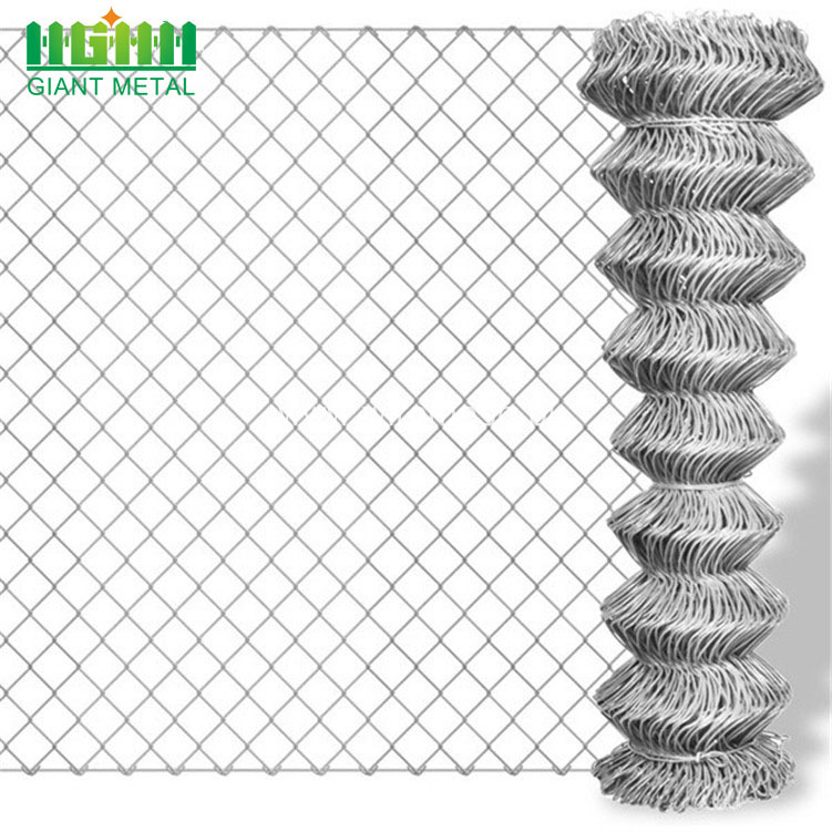 Hot Dipped Galvanized Chain Link Fence Price