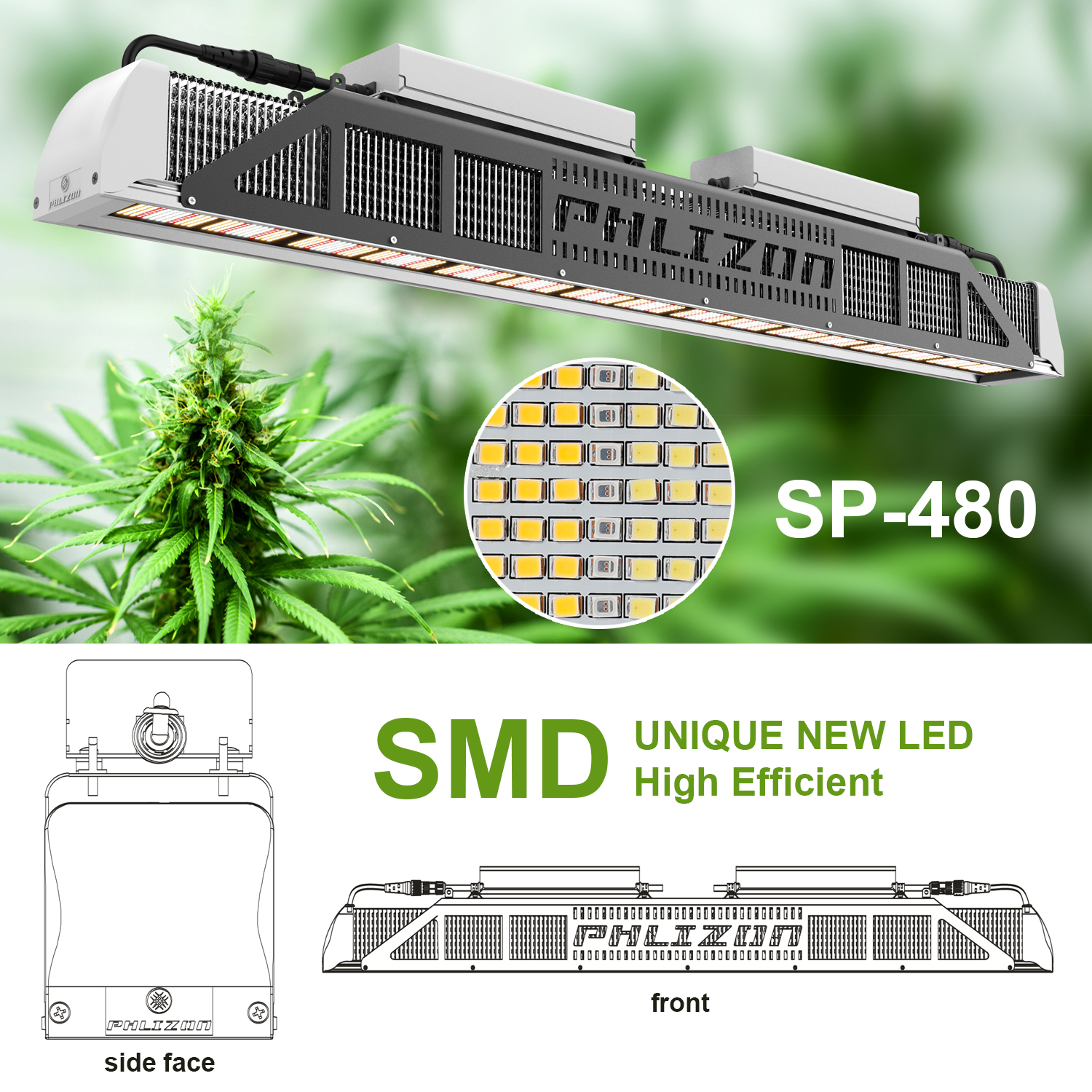 Excellent LED Grow Light