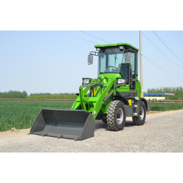 1 tons rated capacity smaller loader OCL10