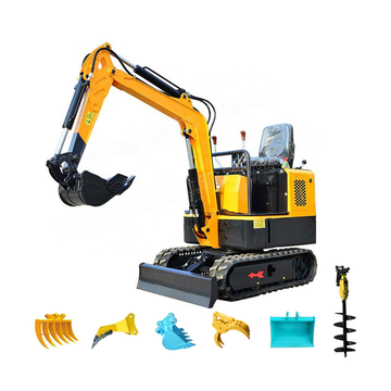 Good quality 1.0t 0.8t mini crawler excavator