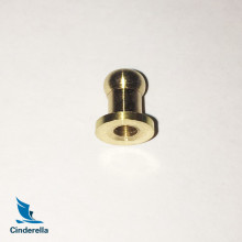 Machining Complex Design Brass Small Components