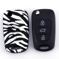 Kia Silicone 3 Buttons Flip Key Fob Cover
