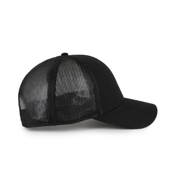 60% cotton 40% polyester simple embroidery baseball cap