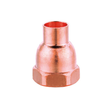 Copper Female Adapter/ Female Thread Union