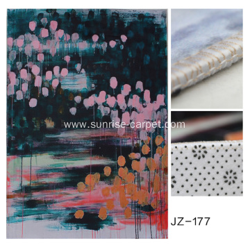 digital printing carpet design