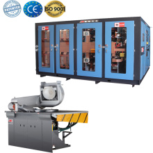 Metal Smelting plant induction melting furnace for sale