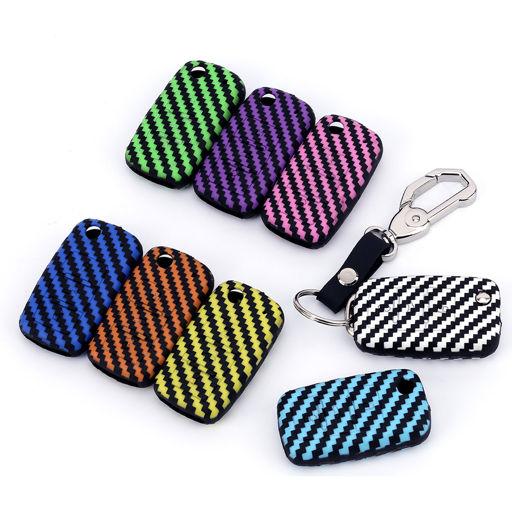 Silicone Cars Vw Touran Key Cover