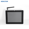"8"" with touch screen Quad-core 10M/100M ethernet"