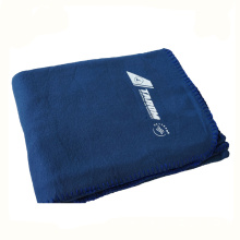 Custom Print Airline Regular Polyester Fleece Blanket