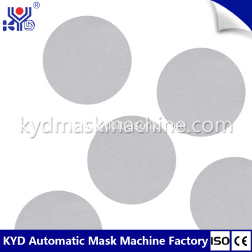 Hot Sale Certifying Disposable Round Cotton Pad Machine