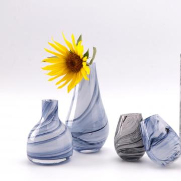 Wholesale Mini GlassVase For Home Decoration
