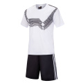 New arrival white jersey for training soccer uniform