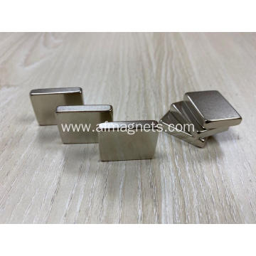 Thin Neodymium Magnets Plate-shaped