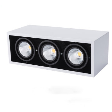 45w 3x15w Led Grille Light