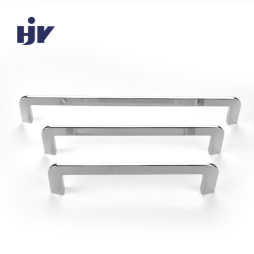 Rectangular kitchen handles modern Elongated Frame cabinet Pulls