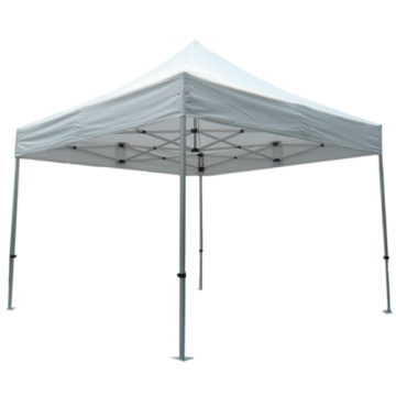 steel frame folding canopy tent detail