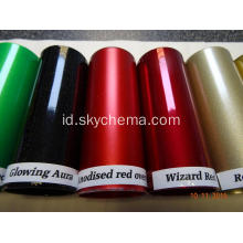 Matte Clear Finish Powder Coating Hibrida