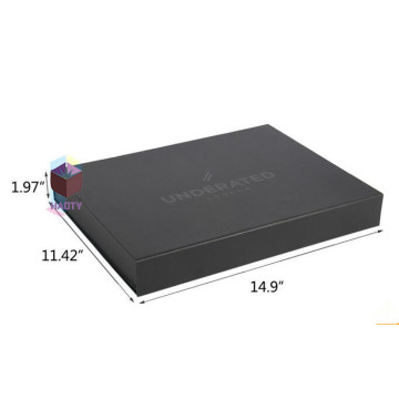 Luxury Rectangle Folding Type Shirt Boxes