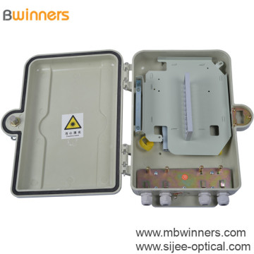 Ftth 24 Core Smc Fiber Optic Distribution Box