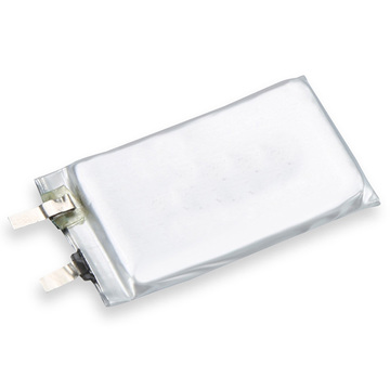 lithium polymer battery 3.7v 85mAh lipo small battery