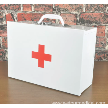 Portable Empty Medical Box Disaster First Aid Kits