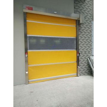 High Quality Servo System Automatic Rapid Rolling Door
