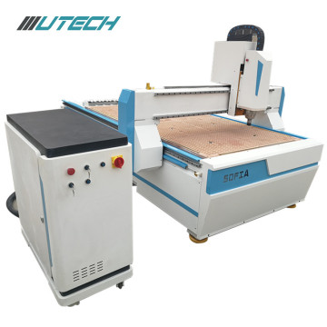 Wood Cnc Router with Automatic Tool Changer