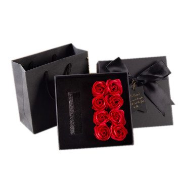 Soap Rose Packing Lipstick Gift Box Wholesale
