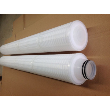 Hydrophobic PTFE 0.2um Filter Cartridges Air Filtration