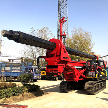 50M Drill depth pile construction rotary drilling rig