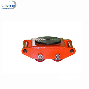 30ton Machinery Moving Cargo Trolley Skates Cargo Roller