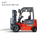 Explosion-proof Battery Forklift 2tons IIC