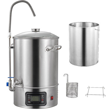 list of beer brewing equipment
