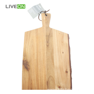 Natural Color Solid Wood Acacia Wood Board