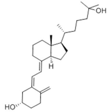 Calcifediol anhydrous  CAS 19356-17-3