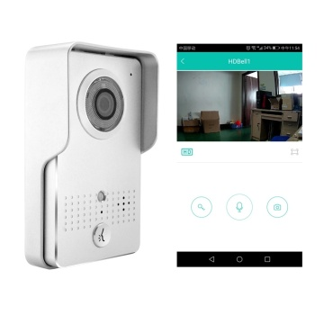 Intelligent smart  wifi door bell