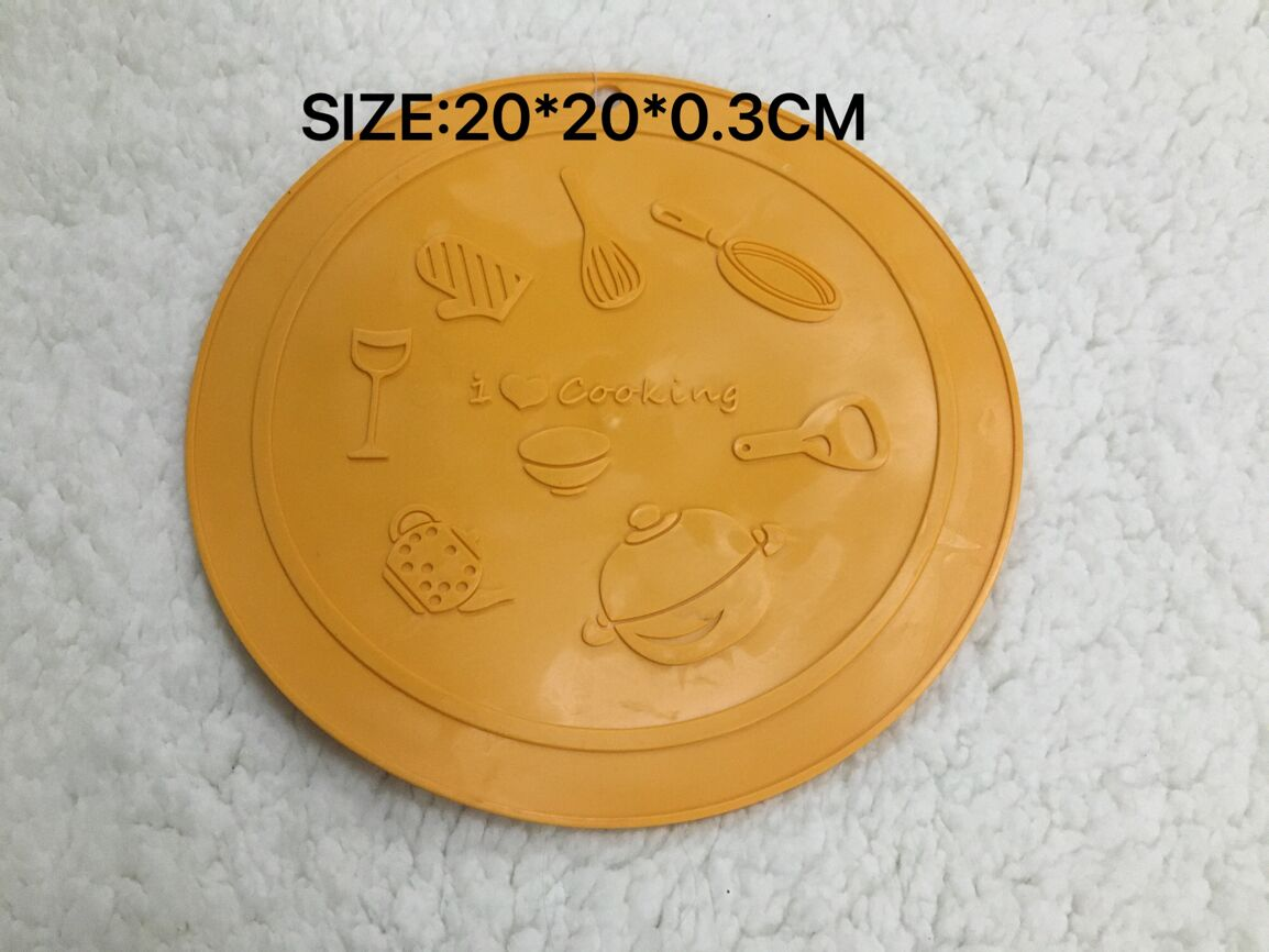silicone mat 6